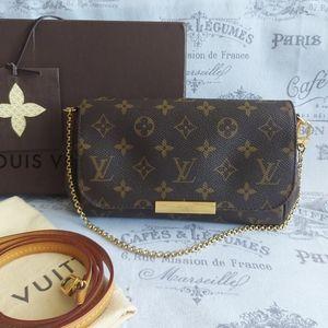1️⃣5️⃣2️⃣5️⃣ Louis Vuitton Favorite PM